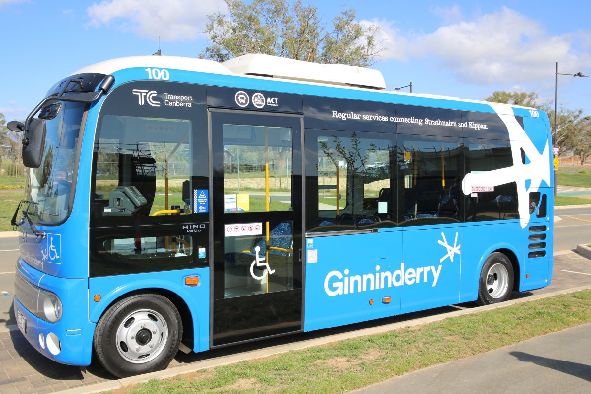 All aboard! Strathnairn residents to benefit from free bus service.