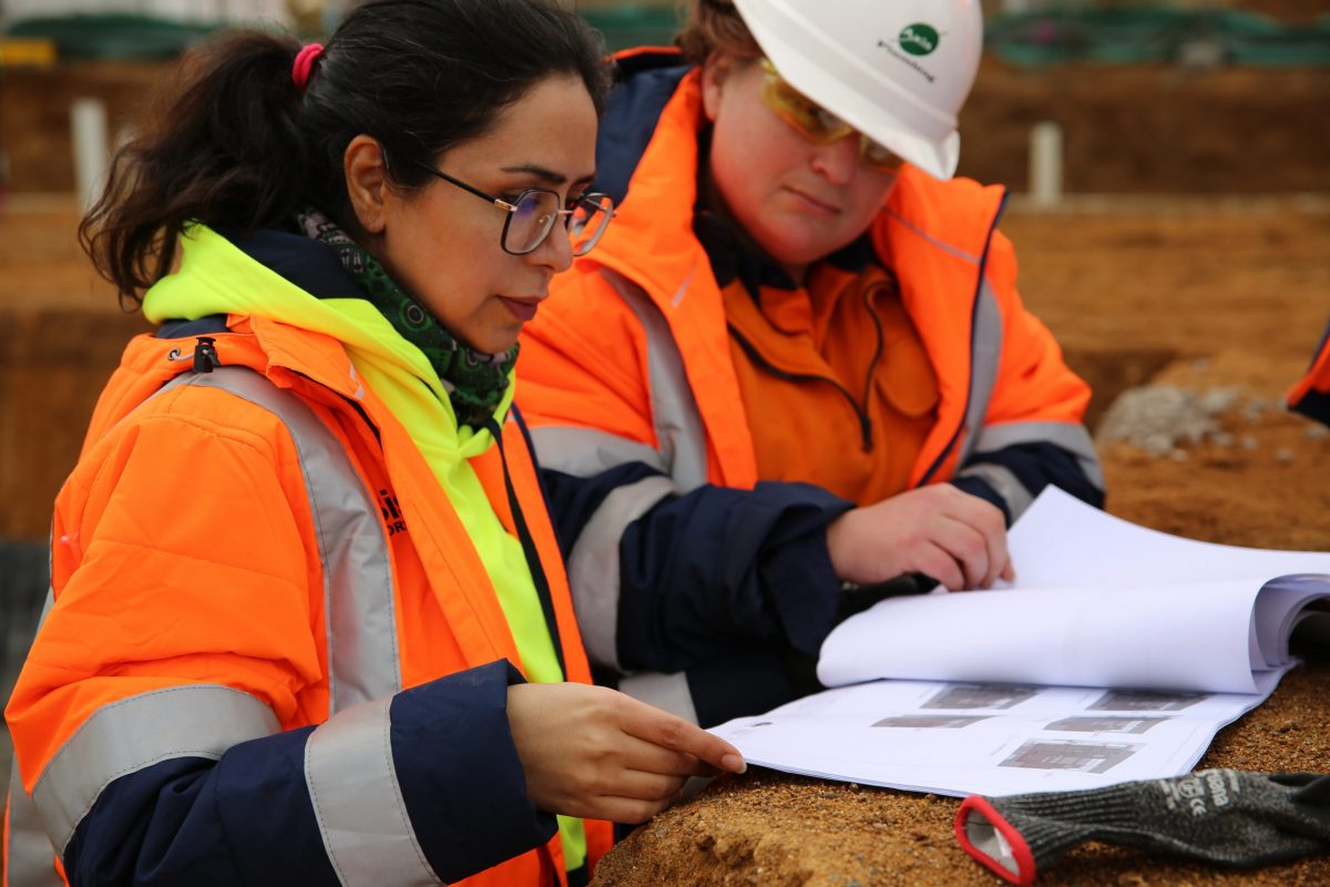 Inspiring futures: the program helping to get more Women in Trades