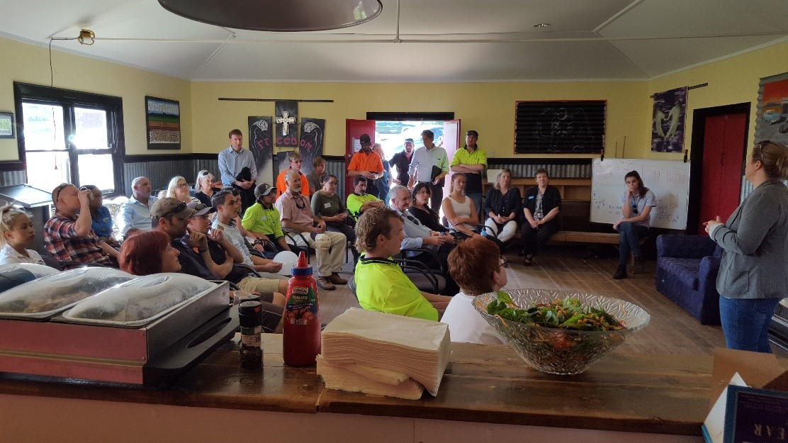 Constructing a brighter future for Yass community garden