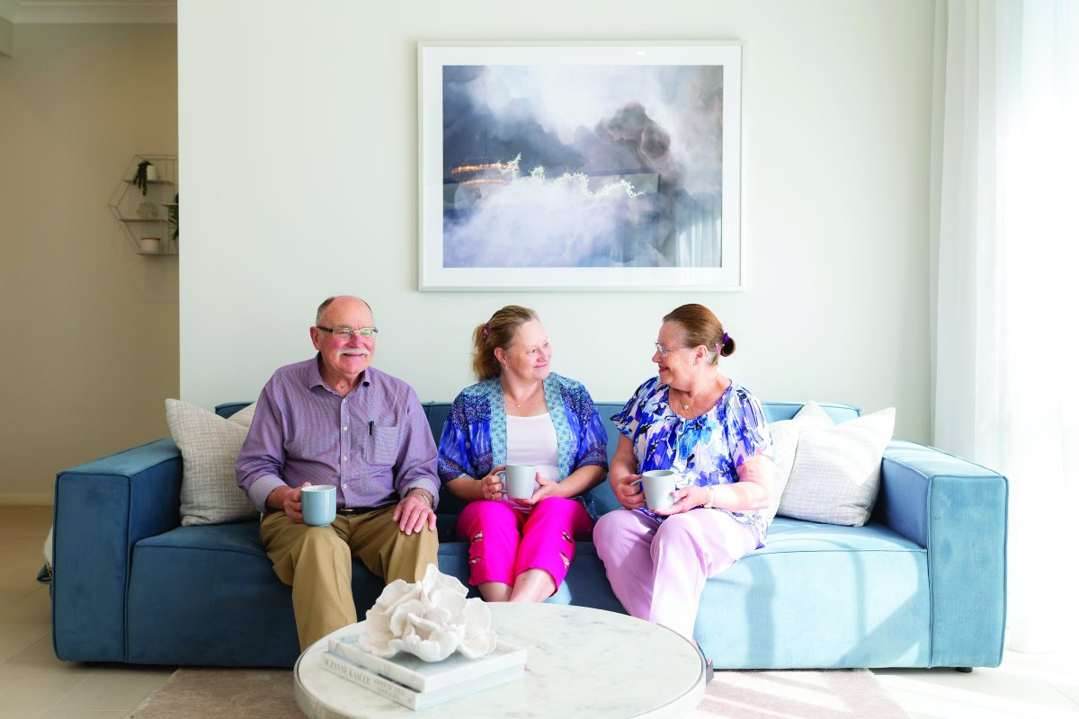 Keeping it in the family: The future of intergenerational living