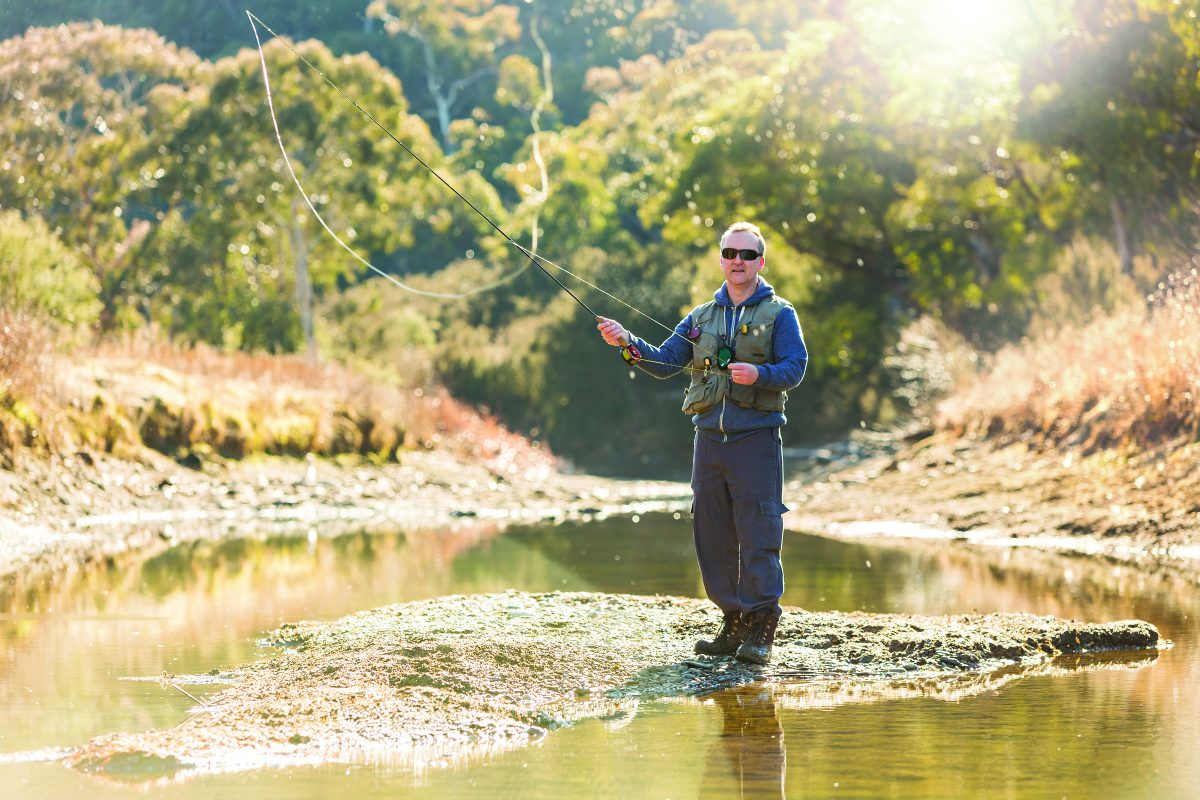 Caught in the ACT: The surprising fishing spots right here on our doorstep