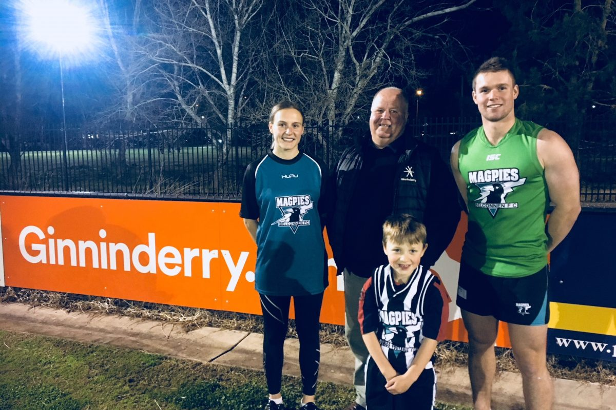 Legends Continue to Grow with Ginninderry