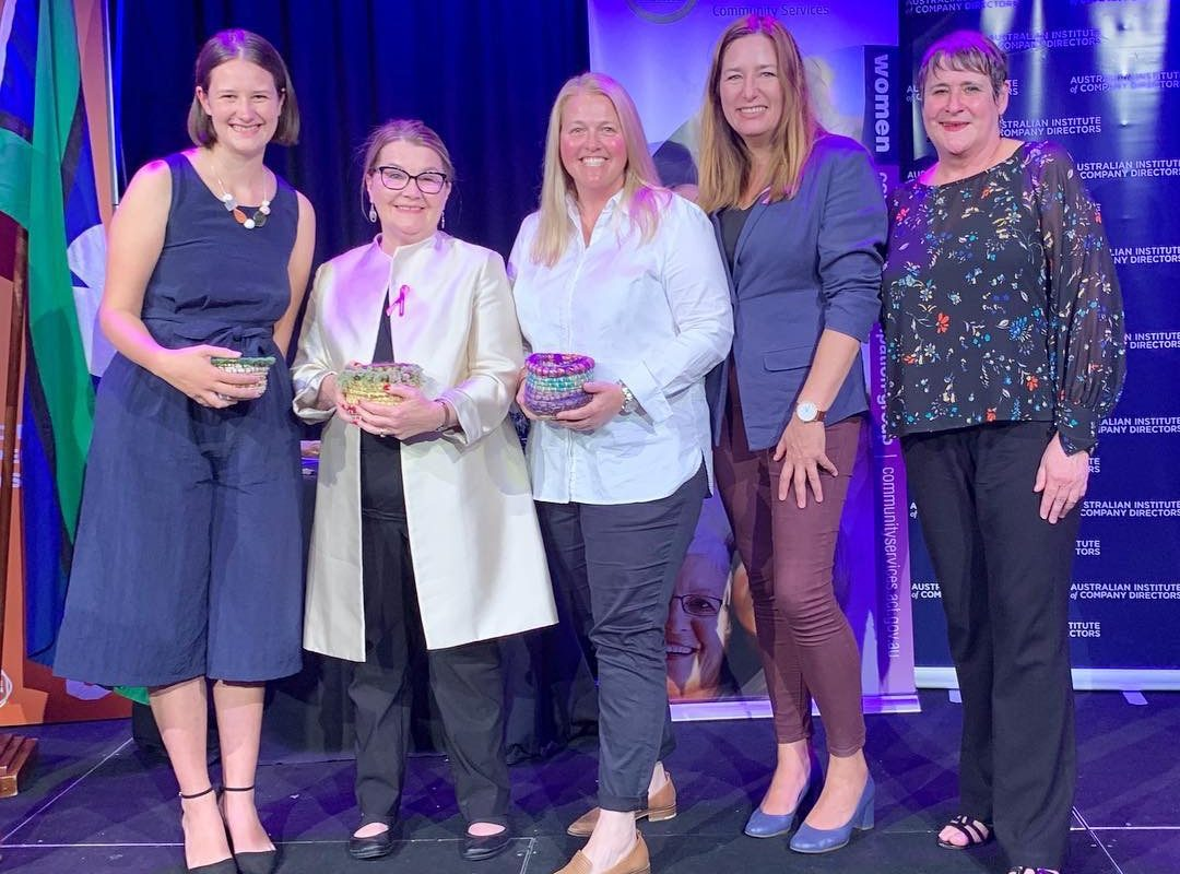 Ginninderry's Emma Sckrabei named ACT Woman of the Year