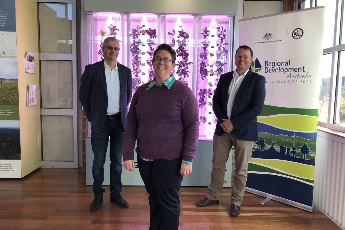 From community noticeboard to vertical garden: exploring the future of food sustainability