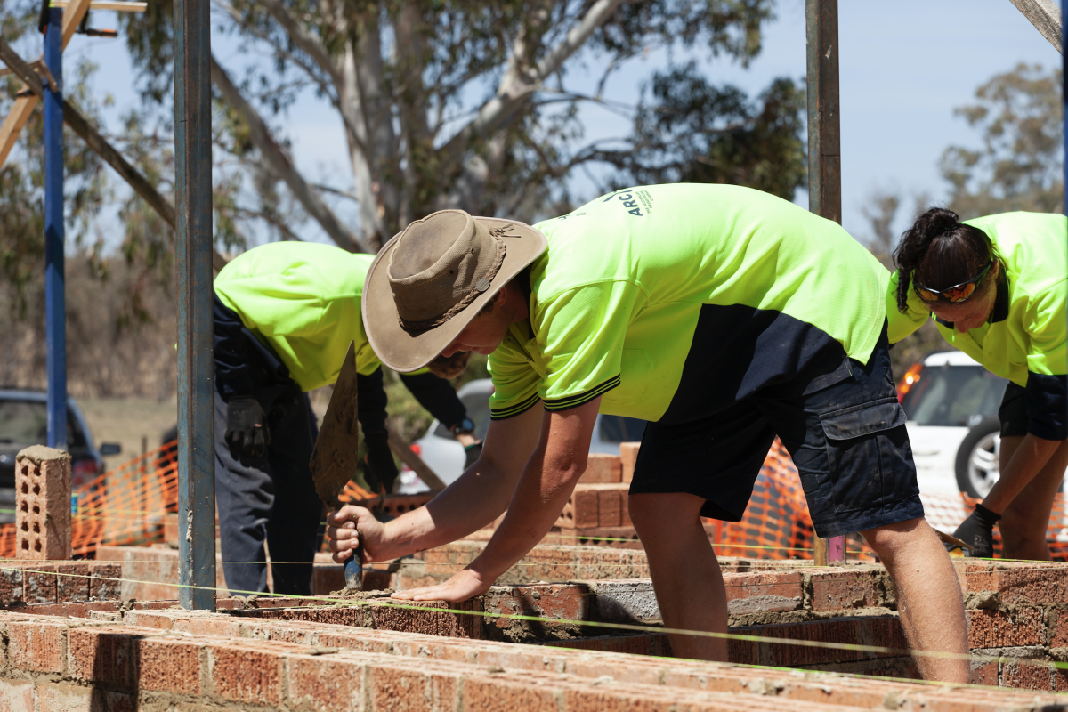 Construction training and employment program set to spark bright futures.