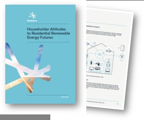 Understanding householder attitudes to renewable energy futures