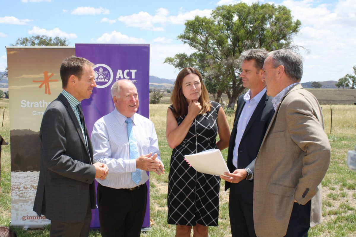 First stage of Ginninderry to implement fully electric energy solutions for residents